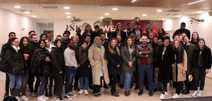 Finances et Pédagogie rejoint le programme Wintegreat, pour l'accueil et la réinsertion de réfugiés !